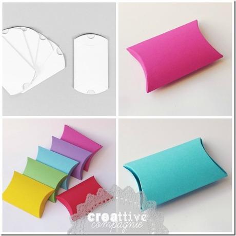 diy - scatoline bomboniere fai da te - rettangolare - paperblog