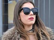milano street style questa settimana della moda appena conclusa libera capelli lunghi.