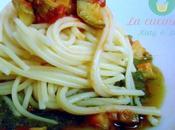 Pasta zucchine pesto