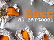 Healthy Finger Food: zucca cartoccio