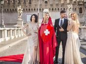 accendono luci dello Swiss Fashion World