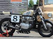 Yamaha 1980 Rocket motorcycle