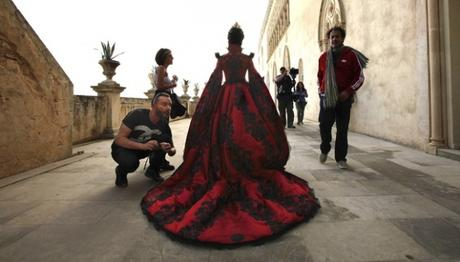 A tale of Costumes. I costumi del grande cinema