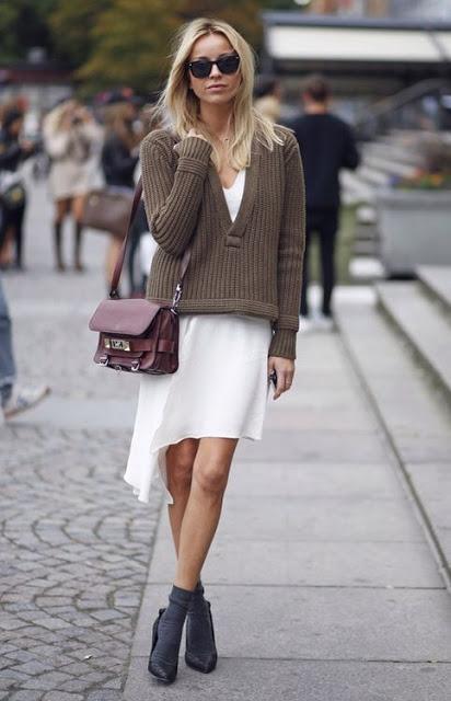 Slip Dress How To Wear It Come Abbinare L Abito
