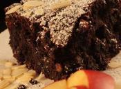 Tortino vegano cioccolato mandorle