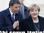 L'Italia, paese creato obbedire allo straniero!