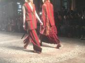 Wang fashion show