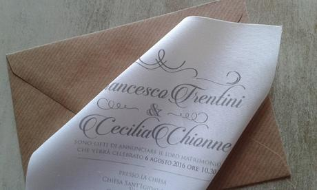 Partecipazioni Per Matrimonio Zola Predosa.Partecipazioni Matrimonio A Forma Di Fazzoletti Paperblog