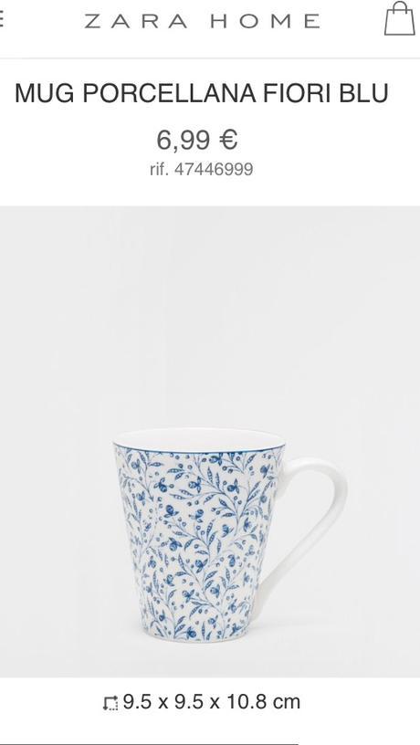 Mug e tazze da colazione paperblog - Tazze colazione ikea ...