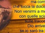 """Accarezzami, amore"" (Alda Merini)."