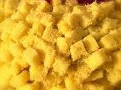 Torta mimosa....in variante fragolosa!