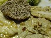 Platessa alla paprika affumicata broccoli romaneschi pane integrale alle noci