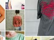 Idee trasformare vecchie magliette