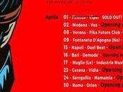 Salmo Hellvisback Tour 2016 info biglietti concerti