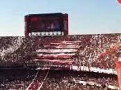 (VIDEO)Il Monumental tutto esaurito festa superclasìco eterno, River Boca 6.3.2016