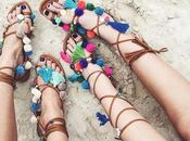 Alameda Turquesa: ovvero sandali colorati