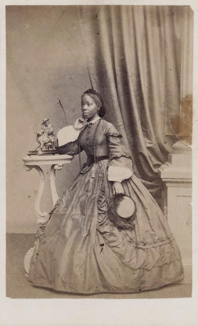 Sarah Forbes Bonetta, the African princess who became Queen Victoria's goddaughter.