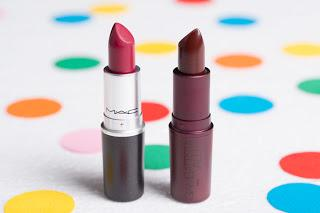 Tag: Mac Cosmetics The art of the lip  #mactheartoftheliptag