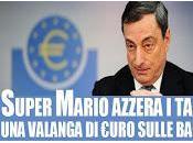 QE3: Super Mario riversa valanga euro sulle banche!