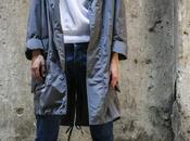 Drink. recycle. wear. parka riciclato re-bello