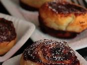 Nutella Puff Pastry Sticky Buns