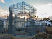 Torna splendere basilica Santa Maria Maggiore Siponto l'opera Edoardo Tresoldi