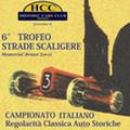 Auto d'epoca oggi Piazza Trofeo Zorzi