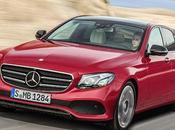 Nuova Mercedes Classe primo test