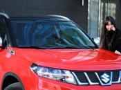Suzuki Vitara Fashion testing!