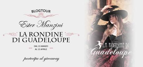 Blog Tour Rondine Guadeloupe