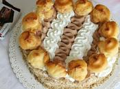 Torta Saint Honorè Dolcetto Dark