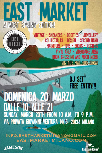 La vale goes on tour prima tappa milano paperblog for Via giovanni ventura milano