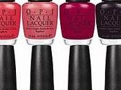 OPI: Touring America Collection Autunno 2011
