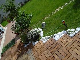 Come fare un prato da sogno paperblog for Piccoli giardini da sogno