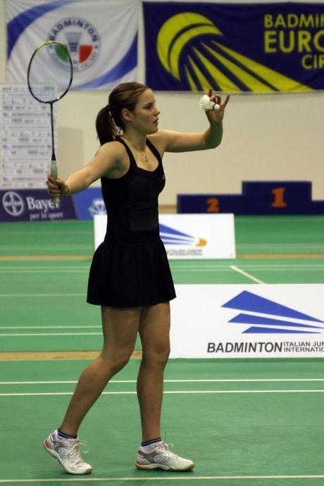 Badminton – Conclusi gli Italian Junior International: i vincitori nelle 5 specialità