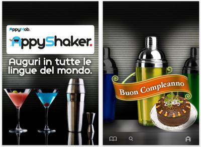 Appy Shaker: personalizza gli auguri in tantissimi modi diversi