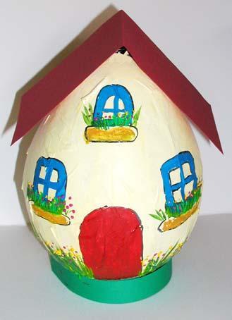 Pasqua 2011: oltre 500 idee per lavoretti di bricolage e decorazioni
