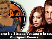 "Fabrizio Corona Belen Rodriguez contro Simona Ventura: punita, mercificato dolore Nina Moric"""