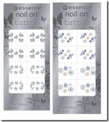 nail tattoo essence
