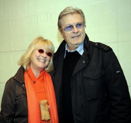 E' morto Gianni Brezza, marito di Loretta Goggi