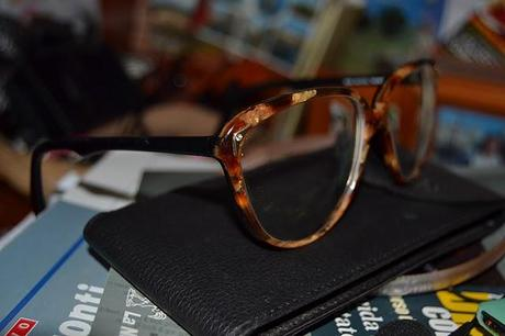 My New Versace's Vintage Eyeglasses