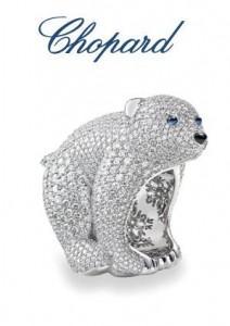 Chopard presenta i suoi animali preziosi paperblog for Chopard animal world jewelry collection