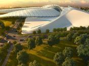 Zaha Hadid firma progetto Civic Center Grove