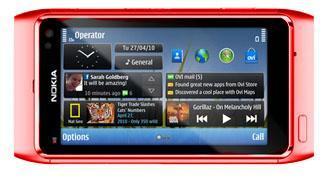 Un nuovo colore per il Nokia N8?