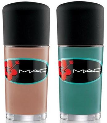ANTEPRIMA -MAC Surf Baby Collection for Summer 2011