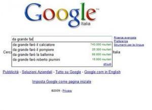 Google Suggest: la diffamazione è un venticello…