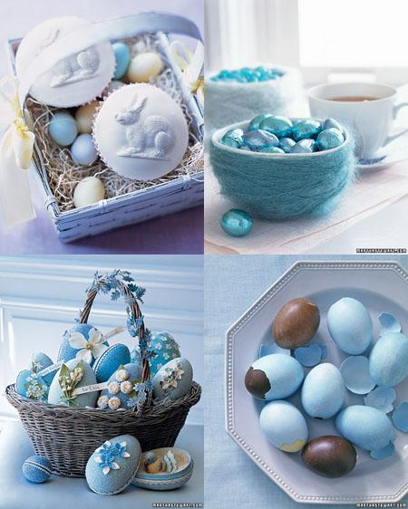 Martha's easter inspirations