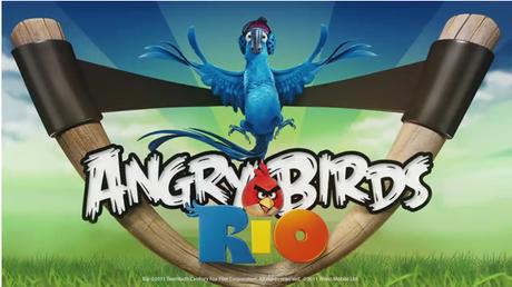 Angry Birds RIO disponibile su Ovi Store per Symbian^3