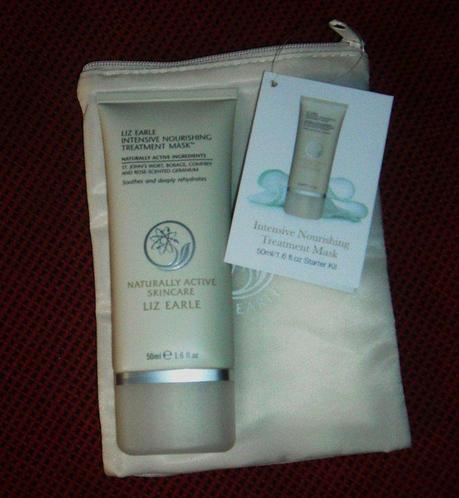 Liz Earle : Intensive Nourishing Treatment Mask