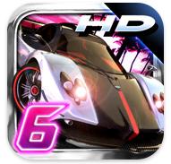 Asphalt 6 HD: si aggiorna con diverse novità per iPad 2 versione 1.2.6